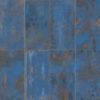 BLUE / GRES PORCELLANATO EFFETTO METALLO EMME