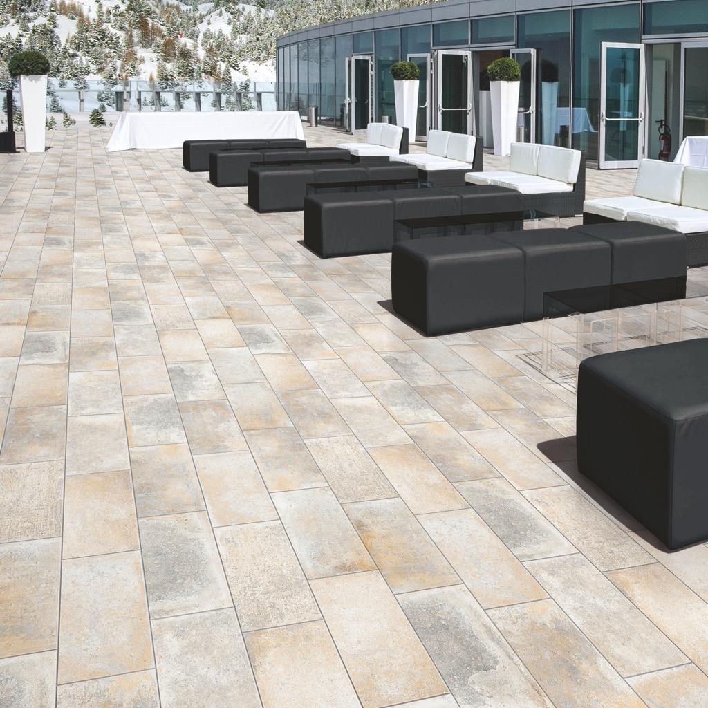 Pavimenti Per Terrazzi Esterni piastrelle per esterno prado