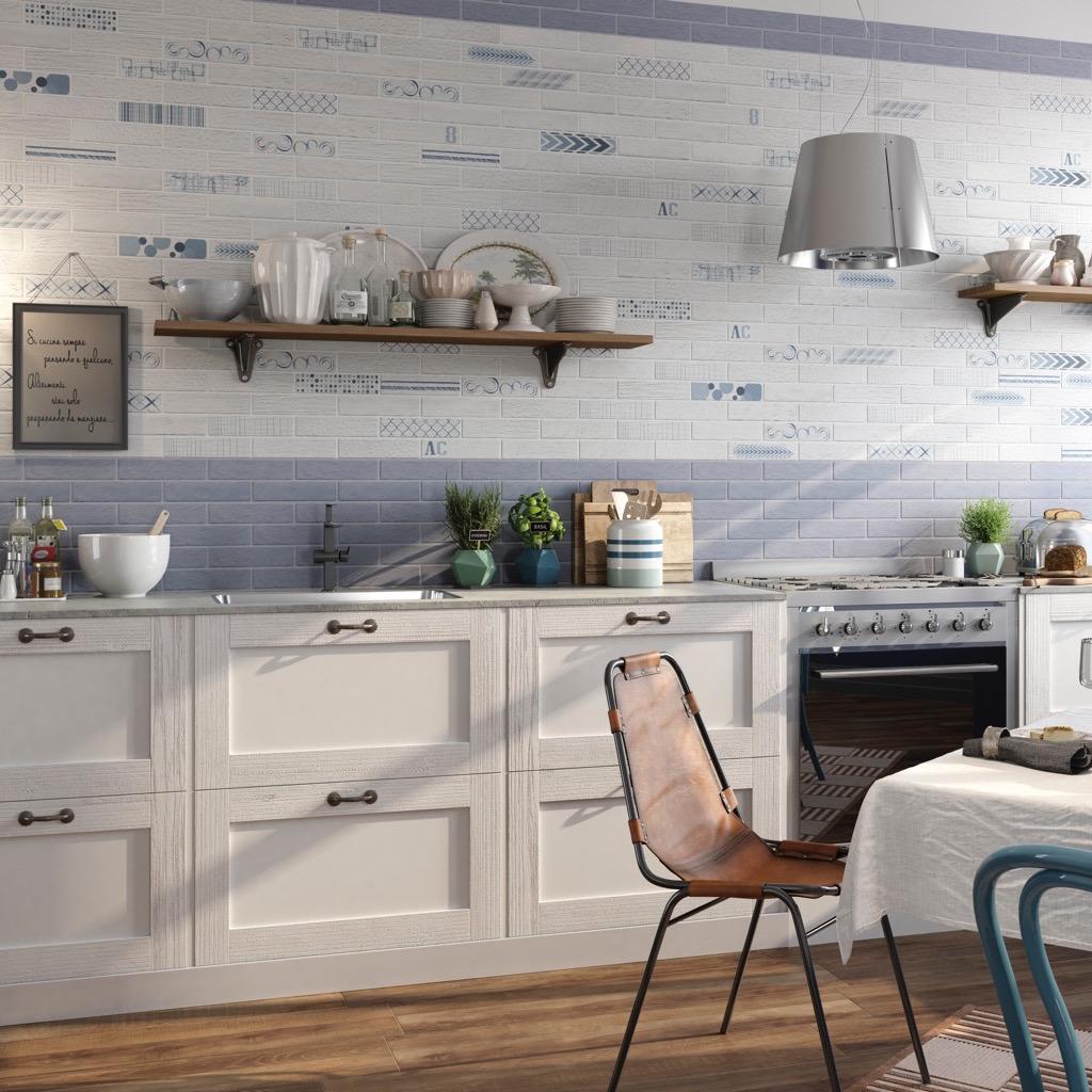 Piastrelle Per Parete Cucina rivestimenti per pareti urban