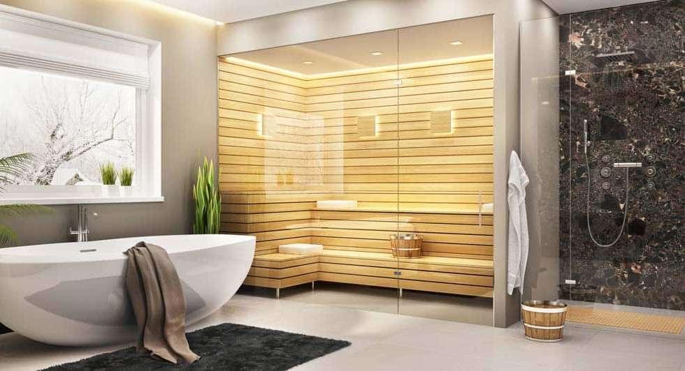 Arredare il bagno come una spa