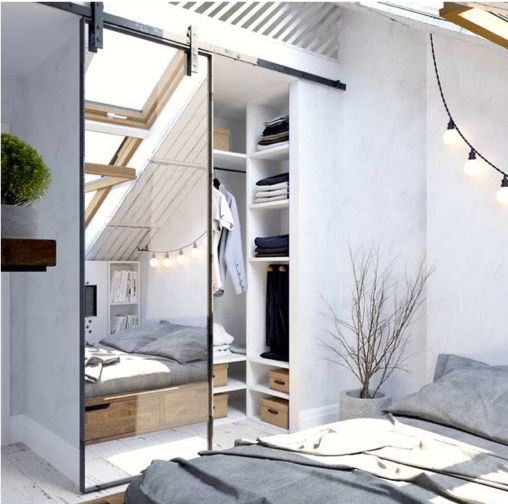 cabina moderna