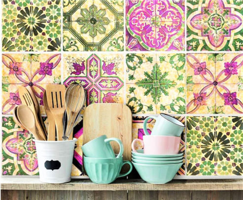 Piastrelle per la cucina: come rinnovare la cucina | Webtiles