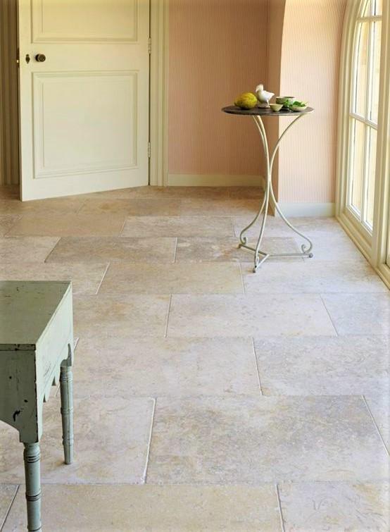 pavimento in gres porcellanato effetto cotto