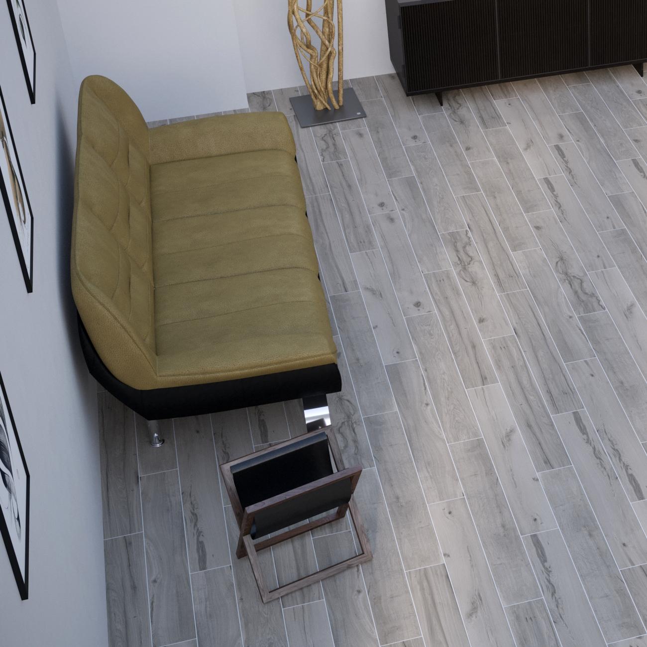 gres effetto legno formato 16x100 cm