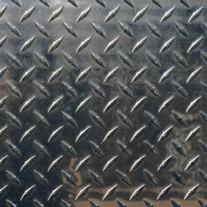 DIAMOND / GRES PORCELLANATO EFFETTO METALLO CEMENTINE 20X20 OSSIDO